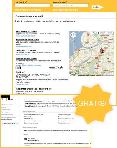 NederlandinBedrijf.nl werkt samen met SAF, Steunpunt Acquisitie Fraude. Door deze samenwerking zorgt NederlandinBedrijf.nl dat fraude in bedrijven aangevecht wordt